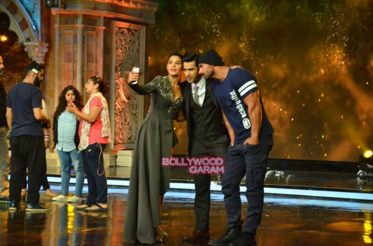 Dishoom on IGT8
