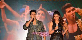 Varun Dhawan and Parineeti Chopra launch song Jaaneman Aah from Dishoom