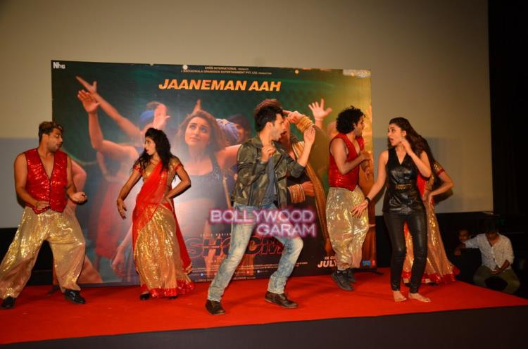Dishoom song launch4