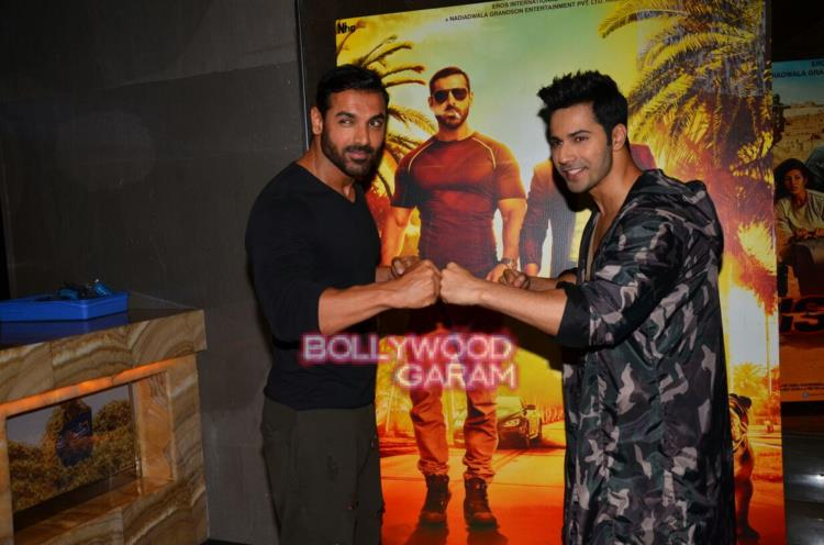 Dishoom with fans3