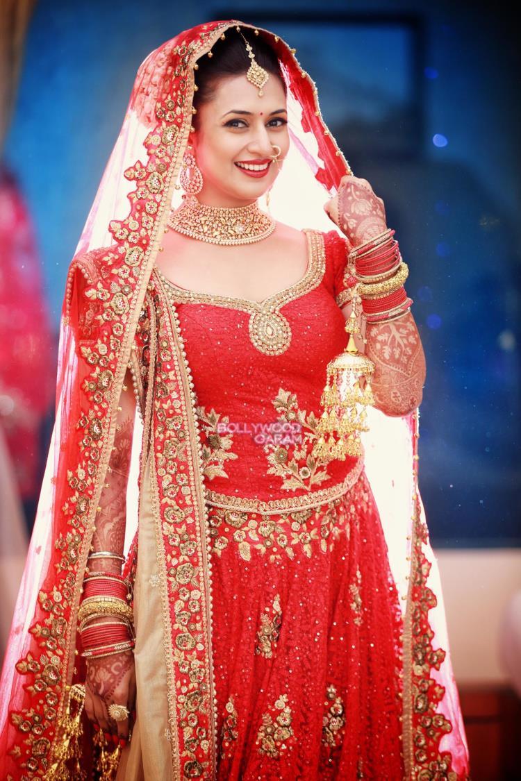 Divyanka wedding12
