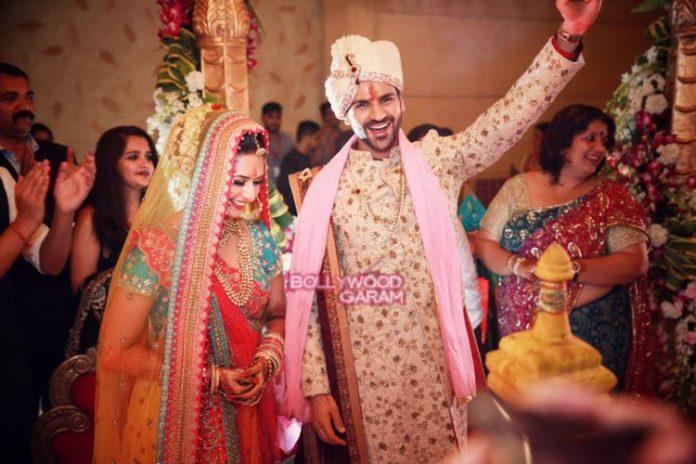 Divyanka wedding3