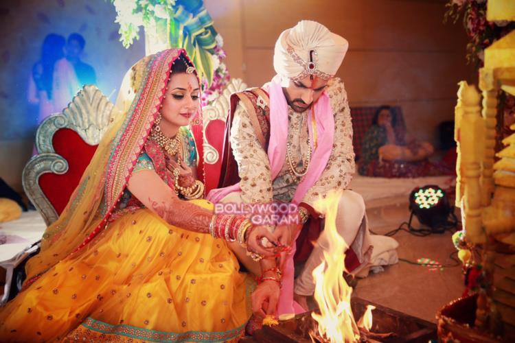 Divyanka wedding7