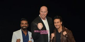 Tiger Shroff and Nathan Jones promote A Flying Jatt on Dance + – Photos