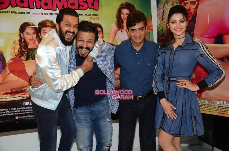 Great grand masti promotions4