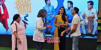 Happy Bhaag Jayegi cast promotes on The Kapil Sharma Show
