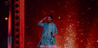 Irrfan Khan promotes Madaari on sets of Sa Re Ga Ma Pa