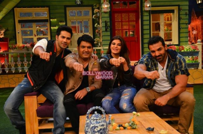 Kapil sharma dishoom1