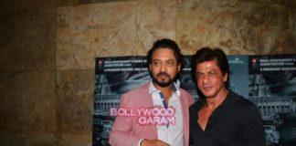 Amitabh Bachchan, Shahrukh Khan and Kangana Ranaut grace Madaari special screening – Photos