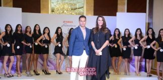 Neha Dhupia judges Delhi auditions of Miss Diva 2016