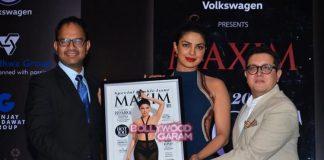 Priyanka Chopra stuns at Maxim magazine cover launch