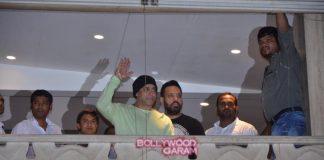 Salman Khan wishes fans on Eid