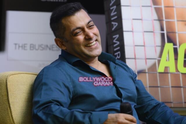 Salman Khan sania1