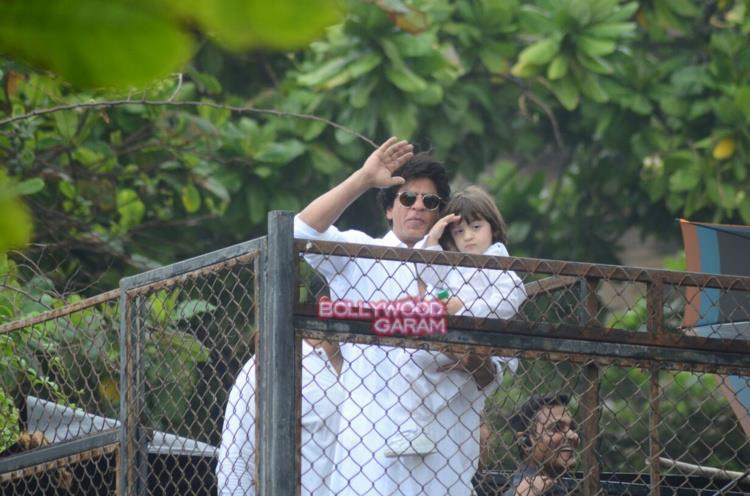 Shahrukh Khan Eid3