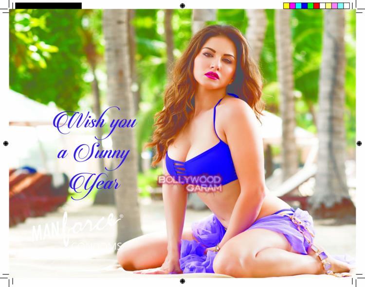 Sunny Leone calendar1