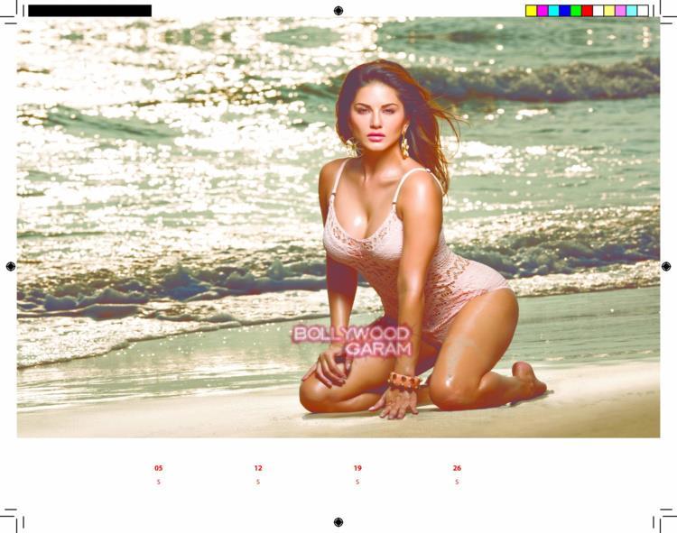 Sunny Leone calendar14