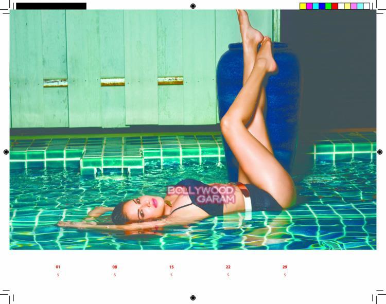 Sunny Leone calendar2