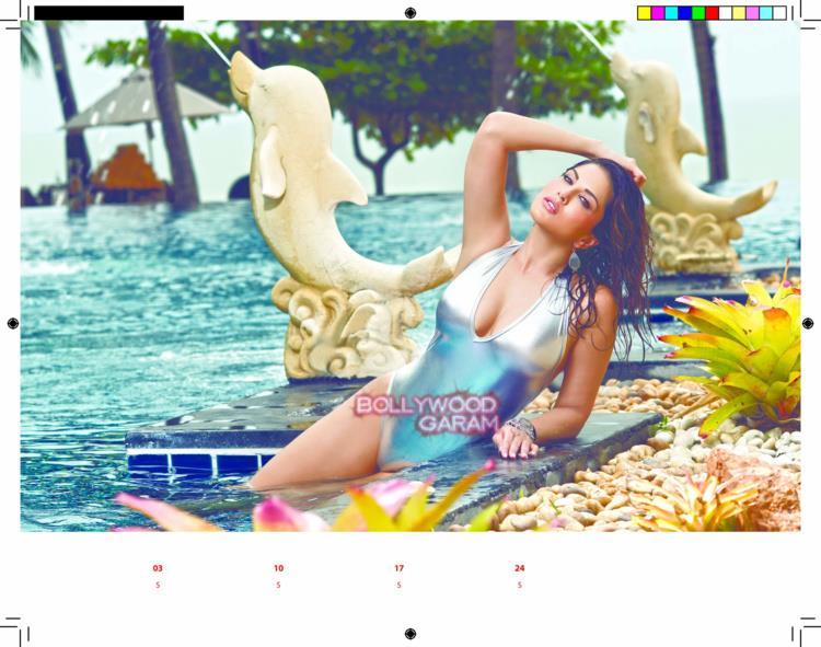Sunny Leone calendar3