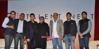 Karan Johar and Ashutosh Gowarikar launch Talent Hunt website