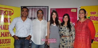 Kalki Koechlin and Imran Khan at The Virgins screening event