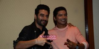 Singers Shekhar Ravjiani, Shaan and Neeti Mohan host The Voice Kids press meet
