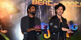 Remo D'Souza and Tiger Shroff launch Beat Pe Booty song from A Flying Jatt