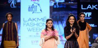 Lakme Fashion Week Winter Festive 2016 – Aditi Holani presents Aagor by Ants Craft