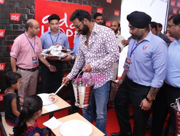 Ajay devgn KFC1