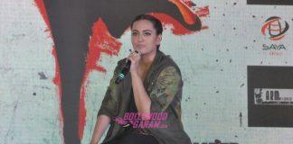 Sonakshi Sinha launches song Rajj Rajj K from Akira