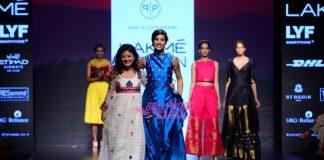 Lakme Fashion Week Winter Festive 2016 – Anuradha Pedu showcases collection Naturally Anuradha