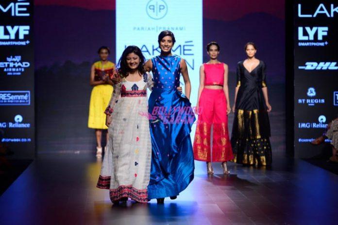 Anuradha LFW8