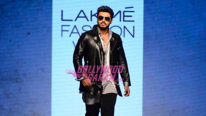 Arjun Kapoor LFW2
