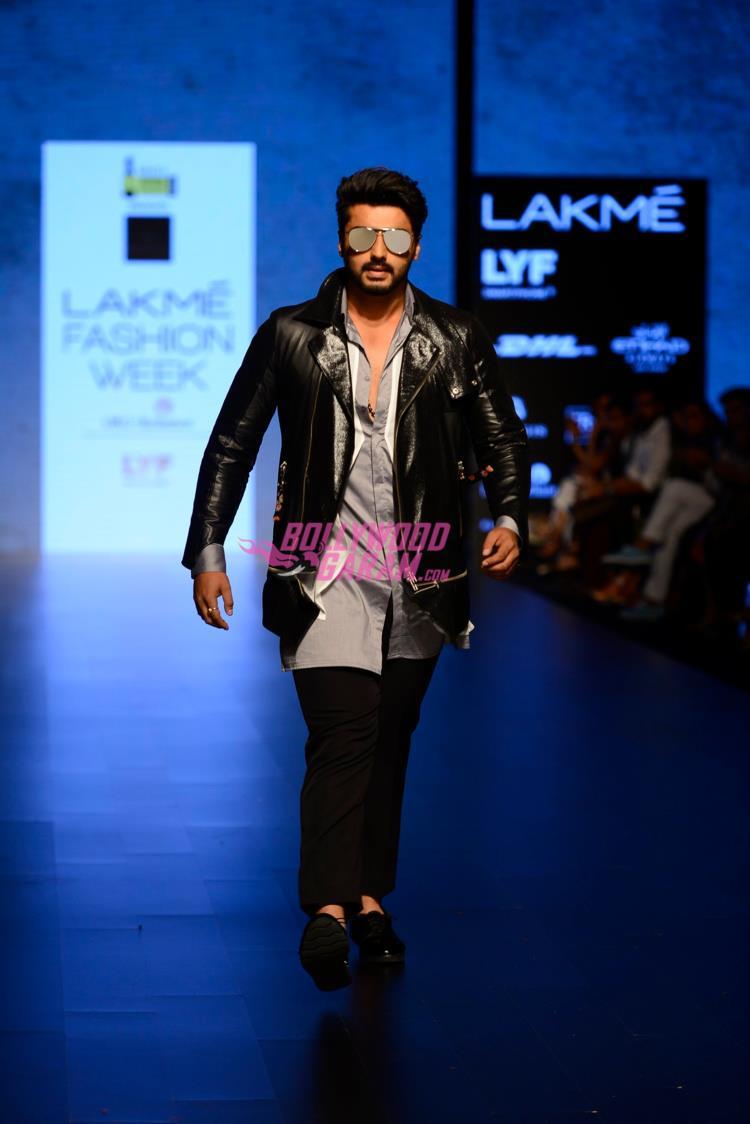 Arjun Kapoor LFW3