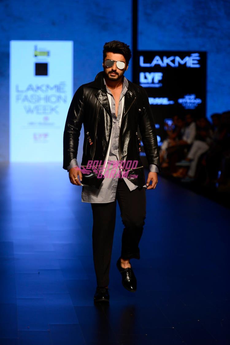 Arjun Kapoor LFW4