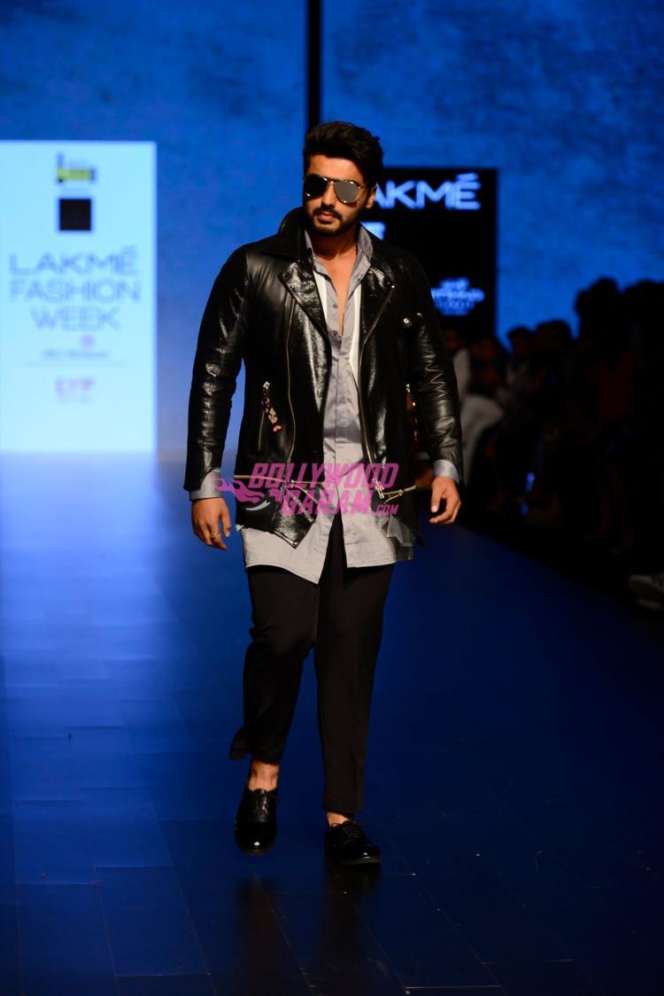 Arjun Kapoor LFW5