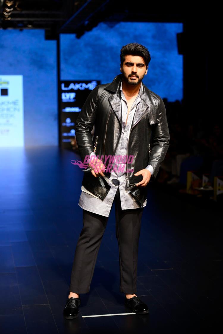 Arjun Kapoor LFW7