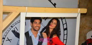 Sidharth Malhotra and Katrina Kaif promote Baar Baar Dekho