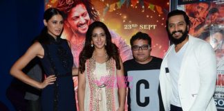 Riteish Deshmukh and Nargis Fakhri launch Banjo trailer