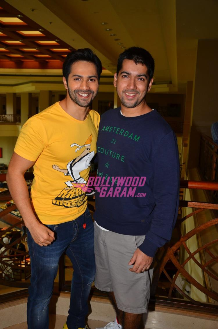 Dishoom promo with rohit3