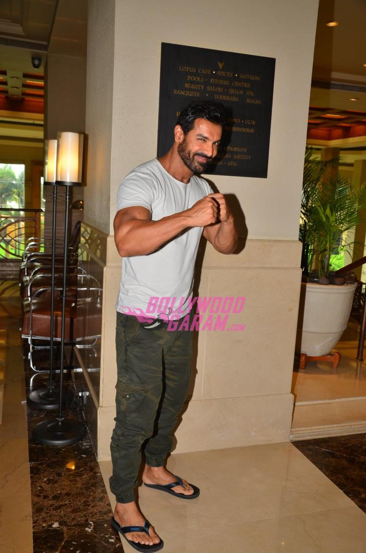 Dishoom promo with rohit7