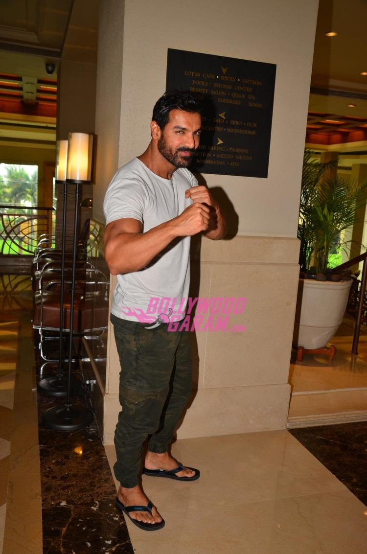 Dishoom promo with rohit8