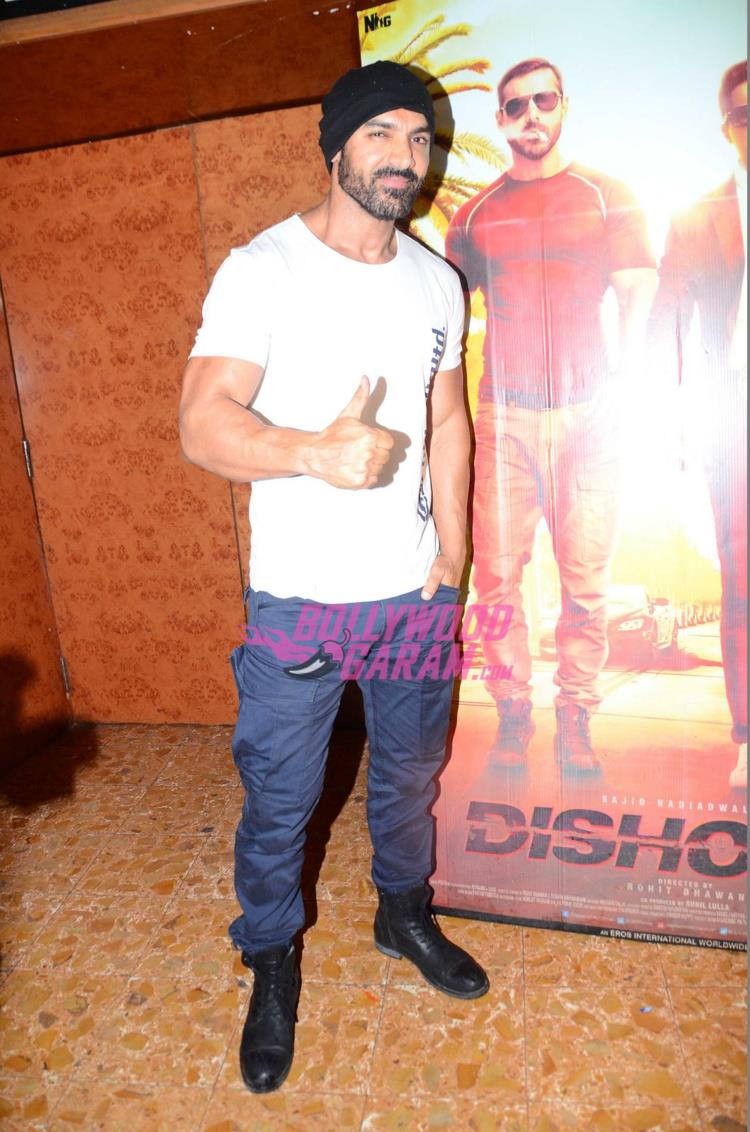 Dishoom promotions2