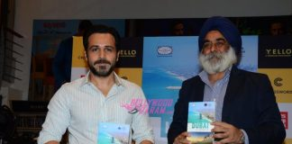 Emraan Hashmi launches Dubai an Experience book