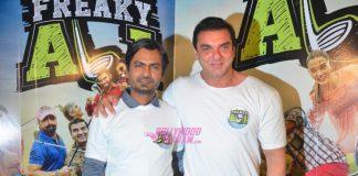 Sohail Khan and Nawazuddin Siddiqui promote Freaky Ali