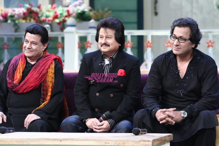Kapil show ghazal1