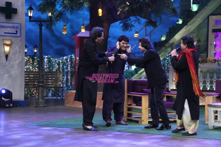 Kapil show ghazal2