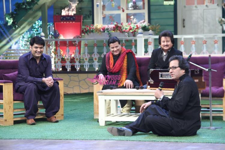 Kapil show ghazal3