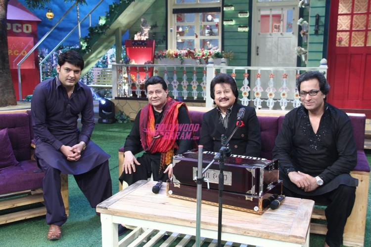 Kapil show ghazal4