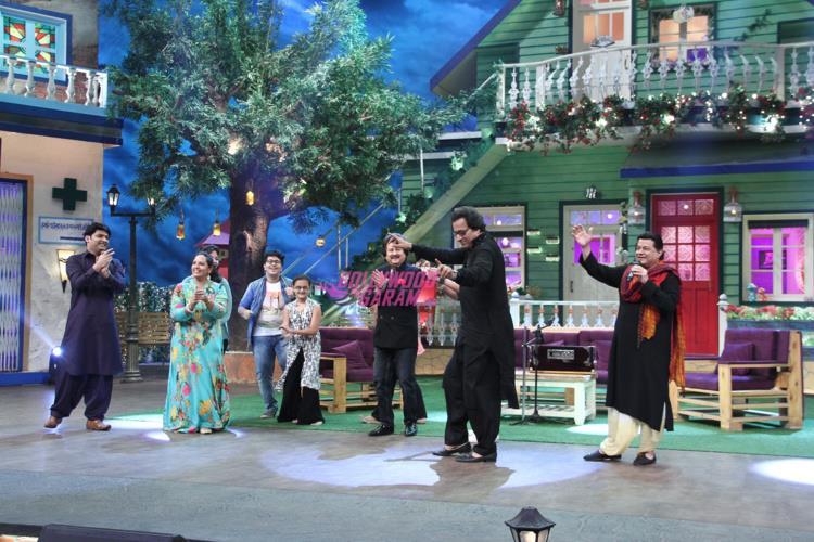 Kapil show ghazal5