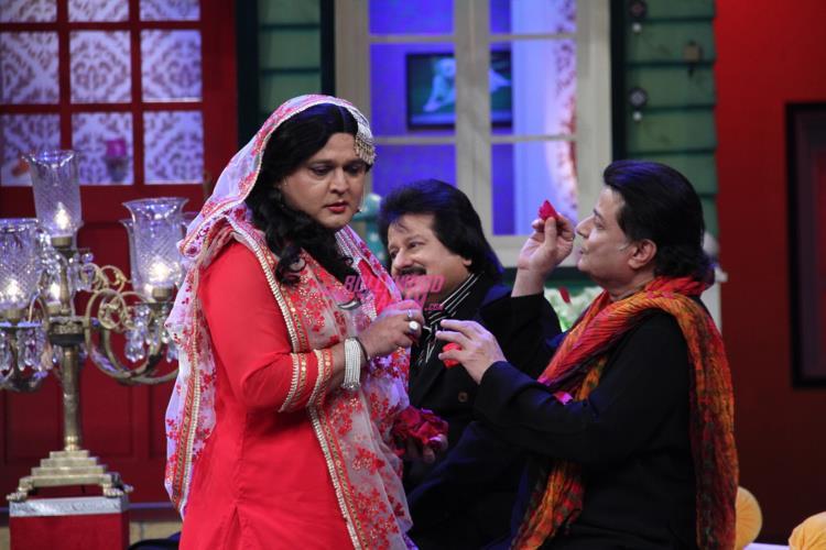 Kapil show ghazal7